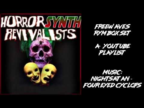 Horror Synth Revival