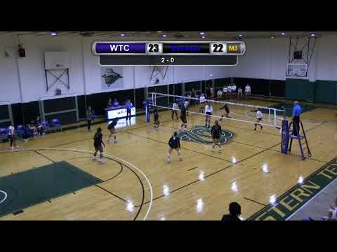 Western Texas College vs Vernon (Women's Volleyball)