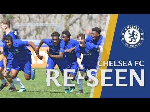 Jamie Cumming's Penalty Heroics Puts Chelsea In The Youth Champions League Final | Chelsea Re-Seen