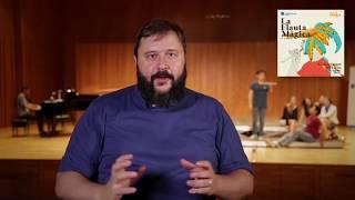 La Flauta Màgica amb Marc Rosich al Conservatori del Liceu
