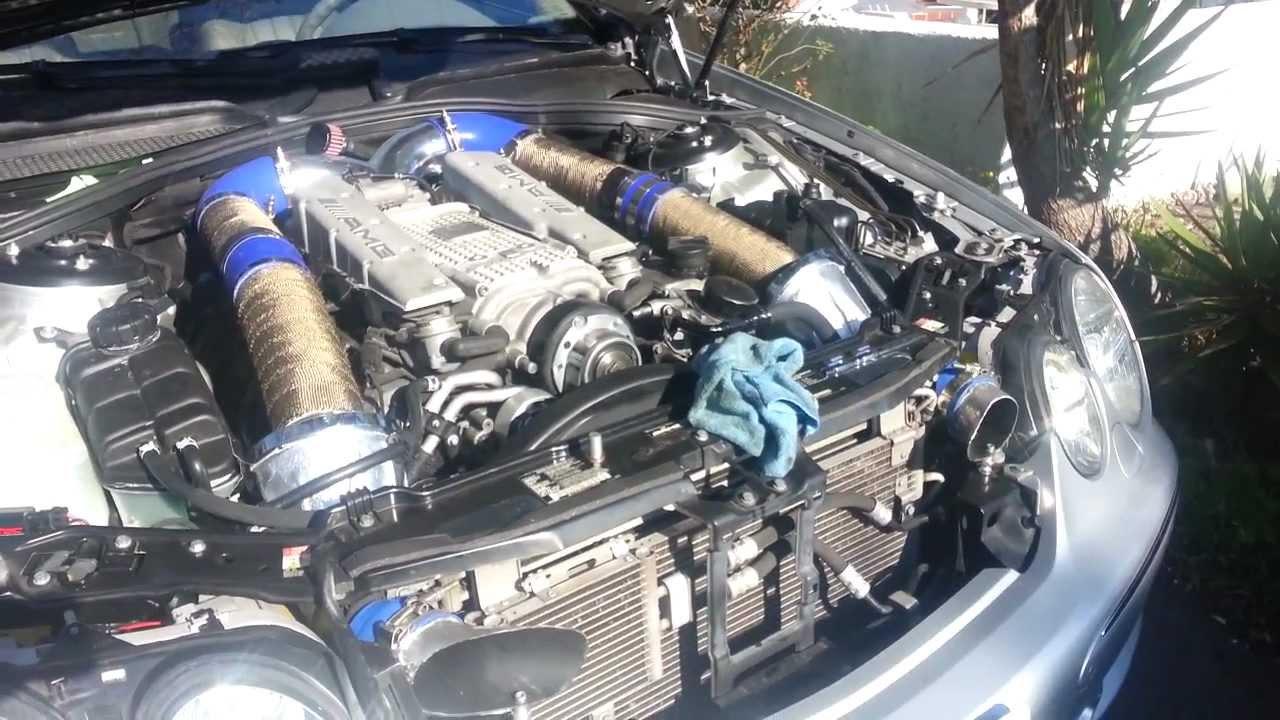 Mercedes benz w 215 oil change procedure youtube for How much is an oil change for a mercedes benz