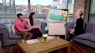 Boo Paterson, Papercut This Book, STV Live at Five