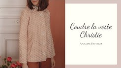 DIY - Coudre la veste Christie - Apolline Patterns