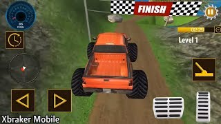 Offroad Jeep Driving Simulator - 4x4 Jeep Simulator - Android Gameplay