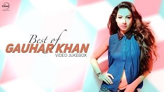 Download Best Of Gauhar Khan |  Jukebox | Punjabi Song Collection | Speed Records MP3 song and Music Video