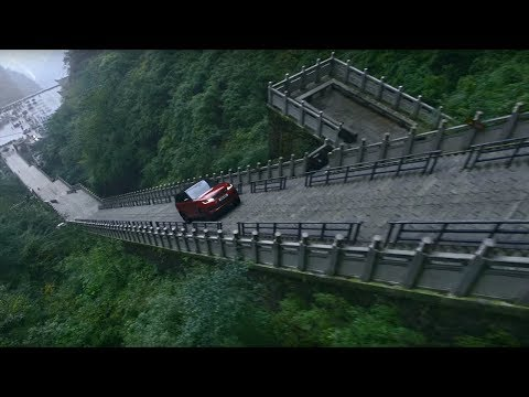 The Drive - Range Rover Sport – Dragon Challenge