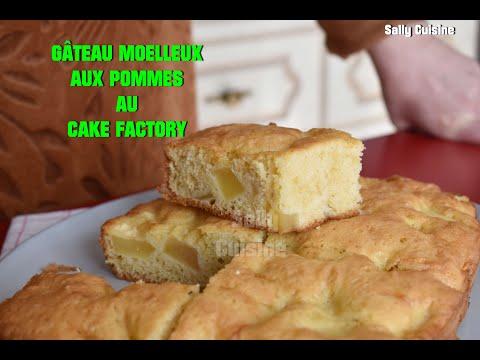 gÂteau-moelleux-aux-pommes-au-cake-factory- -sally-cuisine-{episode-47}