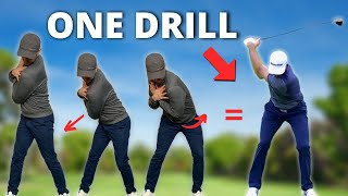 Dustin Johnson's  Squat Move | Do This to Master the Technique