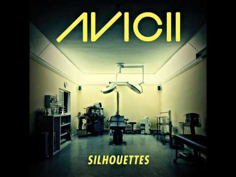 Avicii - Silhouettes (Lyrics Video) - YouTube