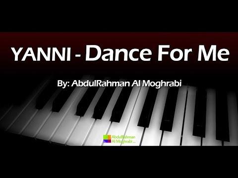 YANNI - Dance For Me Cover