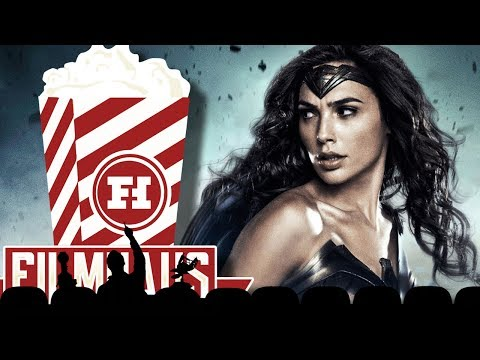 WONDER WOMAN WINS THE WORLD? - Movie Podcast