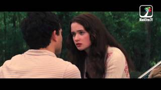 "Alden Ehrenreich & Alice Englert talk about making the film ""Beautiful Creatures"""