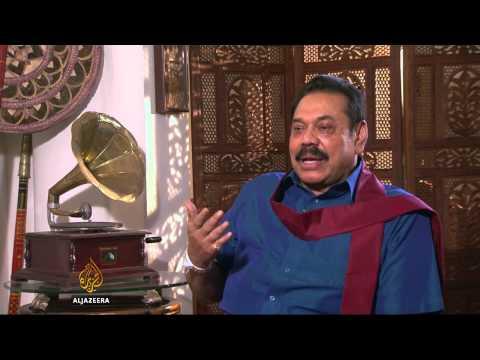 Sri Lanka's former leader Rajapaksa remains defiant