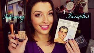 February Favorites 2014 Thumbnail