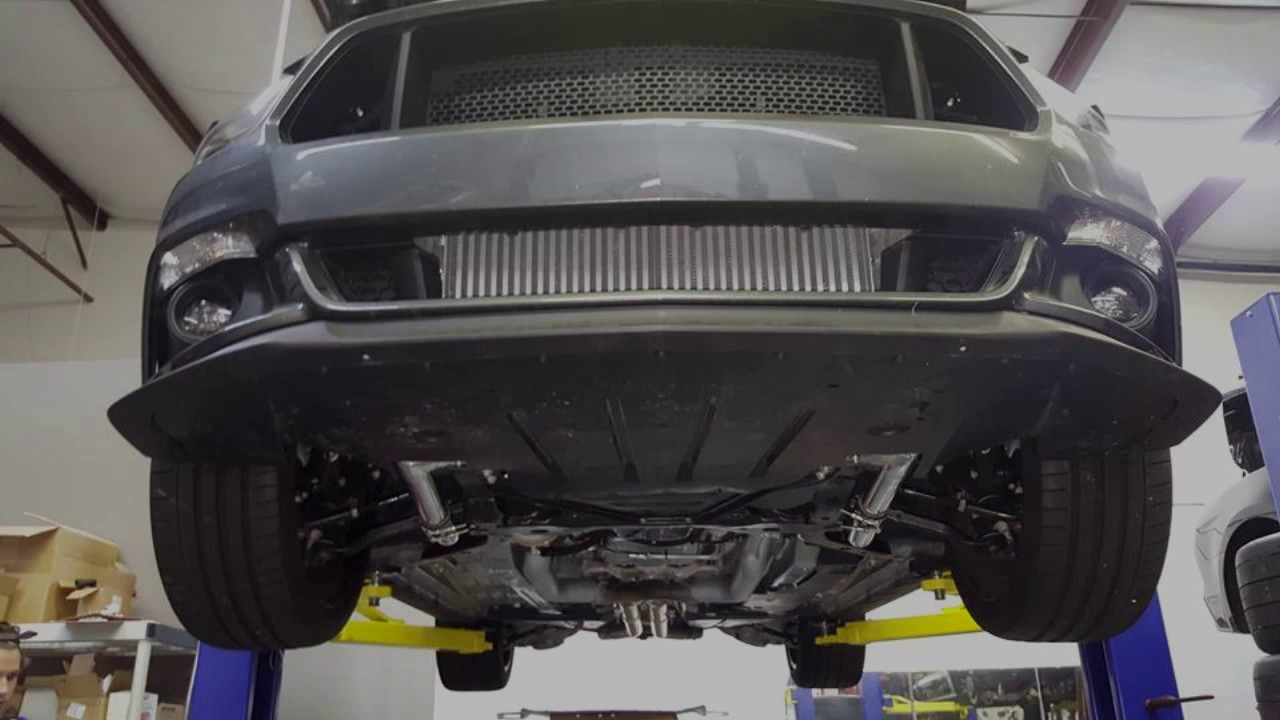 Boost Works 1600whp 2016 Mustang GT! - YouTube