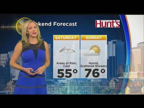 WBZ Midday Forecast For May 17