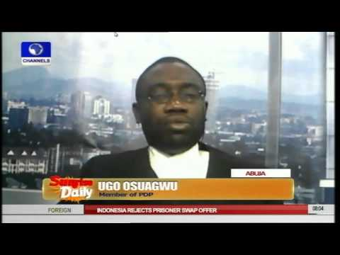 Lawyer Says Electoral Act Does Not Insist On Use Of Card Reader Pt.1
