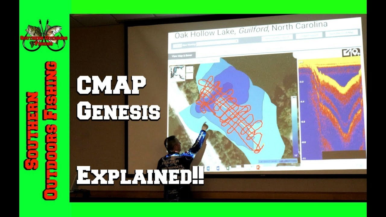Lowrance CMAP Genesis Seminar~How to Read Your Fish Finder
