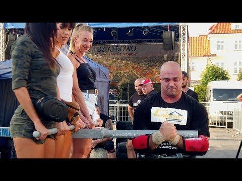Puchar Polski Strongman Działdowo 2019