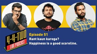 THE ANTI-BHAU EPISODE | 4-4-Two | Episode 51