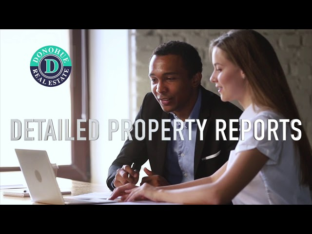 Donohue Real Estate TV Commercial - OCTOBER NOVEMBER 2019