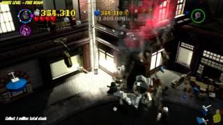 Lego Harry Potter Years 1-4: Bonus Level / Unlock Voldemort - HTG