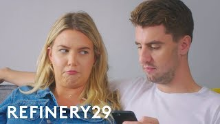 I Swapped Routines With My Boyfriend | Try This Challenge | Refinery29