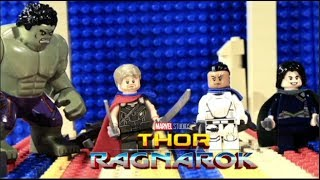 """Thor: Ragnarok"" Official Trailer - IN LEGO!"