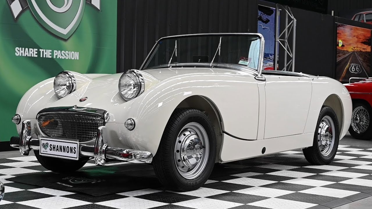 1960 Austin-Healey Sprite Mk1 'Bug Eye' Roadster - 2019 Shannons Melbourne Summer Classic Auction