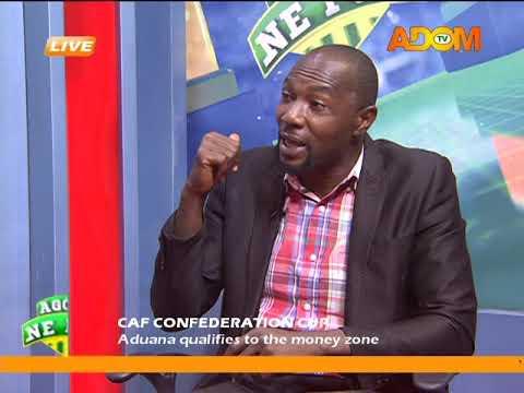 2018 Commonwealth Games - Agoro Ne Fom on Adom TV (18-4-18)