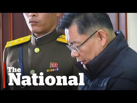 Canadian pastor sentenced to life in prison in North Korea