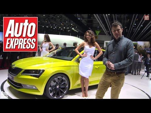 Best cars at the 2015 Geneva Motor Show
