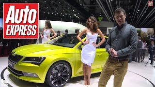 Best cars at the 2015 Geneva Motor Show