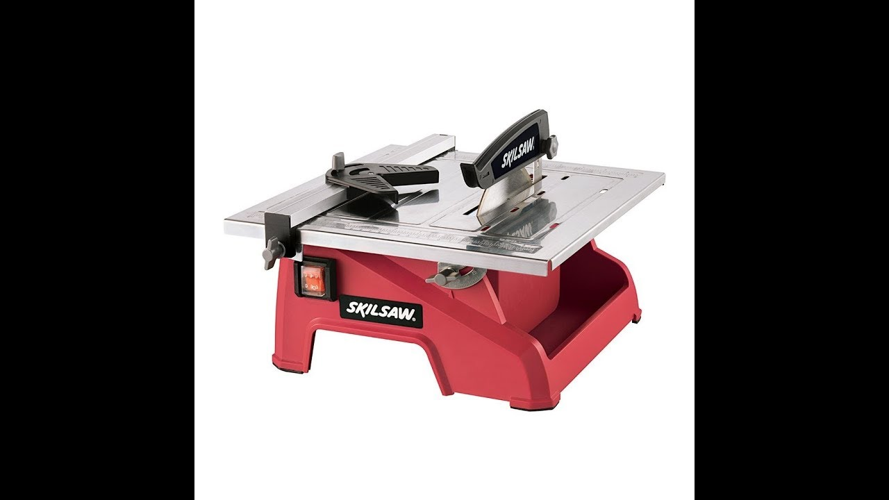 Review Skil 3540 02 7 Inch Wet Tile Saw