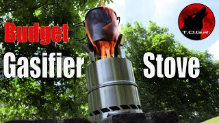 Worth $20? - Canway Wood Burning Stove - Review