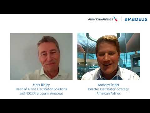A conversation with American Airlines: The NDC Journey