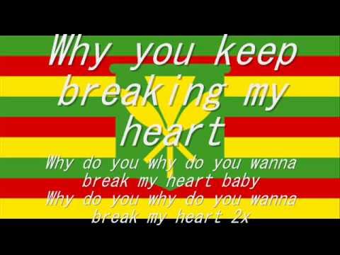 Breaking My Heart LYRICS - Maoli