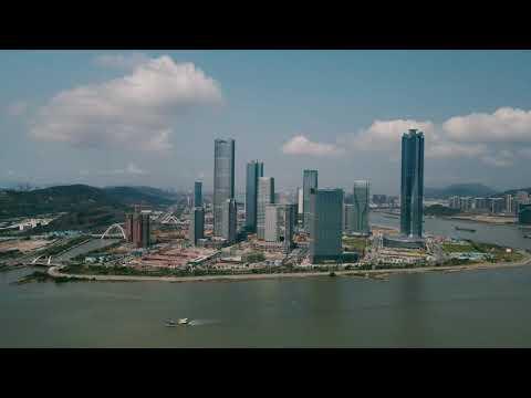 Hengqin Port-Macau Frontier Post Zone