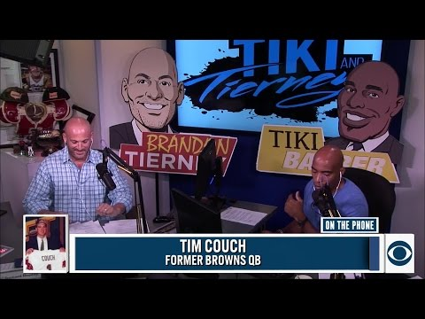 Tim Couch on Tiki and Tierney