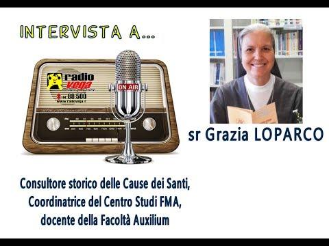 Sr Grazia Loparco - Intervista Radio Vega
