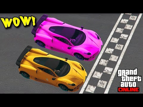 CLOSEST FINISH EVER IN GTA 5 ONLINE HISTORY!
