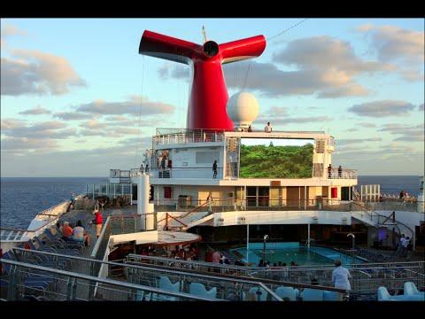 Carnival Glory Full HD Ship Tour