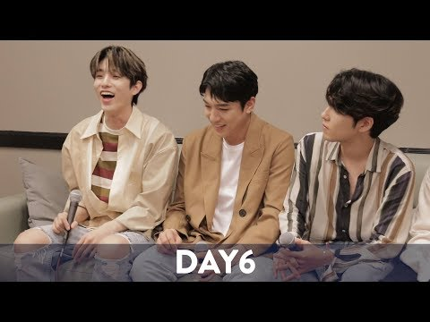 How DAY6 Got Their Name
