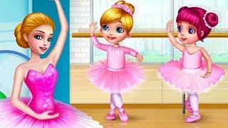 Красавица Балерина.Стань Самой Прекрасной Звездой Балета.Мультик Игра для детей
