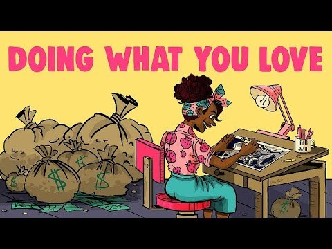 How To Make A Living Doing What You Love - Actual Guide That Works