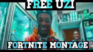 Lil Uzi Green - Free Uzi (Fortnite Montage)