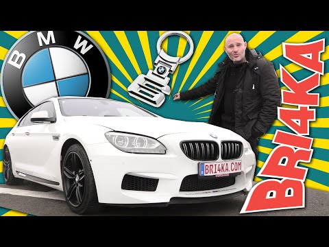 BMW 6 Series |F06/F12/F13 |Test And Review| Bri4ka.com