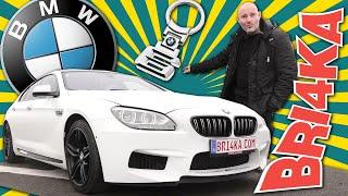 BMW 6 series |F06/F12/F13 |Test and Review| Bri4ka.com