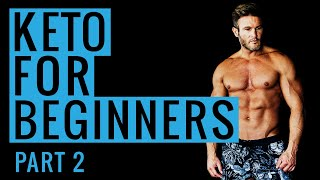 KETO FOR BEGINNERS | Part 2 (2018) Alcohol, Body Types & Intermittent Fasting