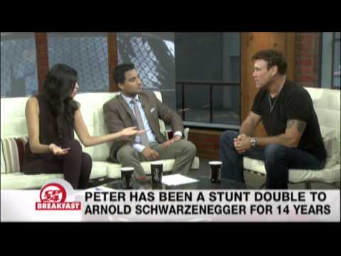 Peter Kent on CP24